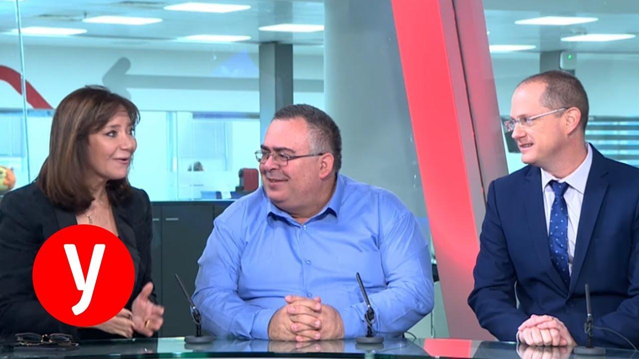 בחירות 2019: רויטל סויד, יריב לוין ודוד ביטן