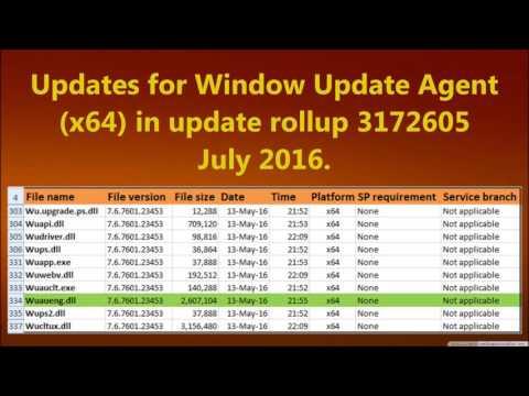 How to Update Windows Offline with WSUS Offline Updater.