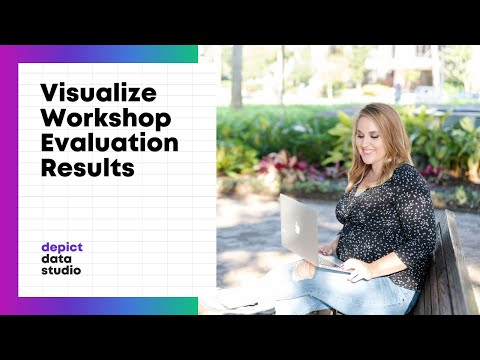 How to Visualize Workshop Evaluation Results