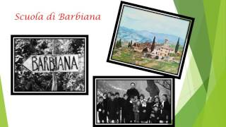 Don Milani e la scuola di Barbiana -  Michelangelo