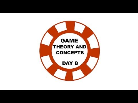 Game Theory & Concepts