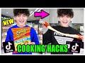 We TASTED Viral TikTok Cooking Life HacksTHEY WORKED
