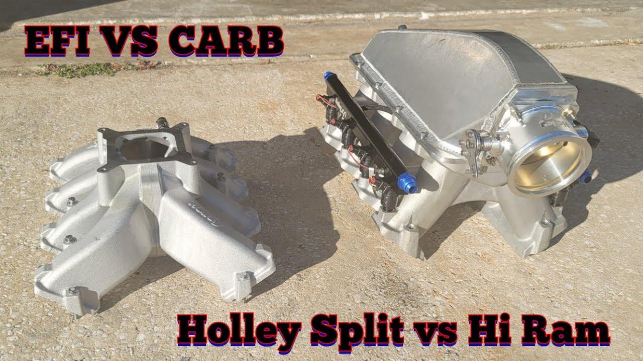 Holley EFI Vs Carburetor Showdown