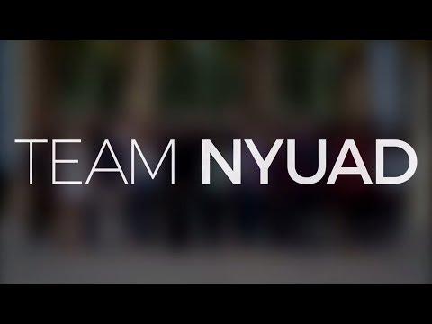Meet Team NYUAD
