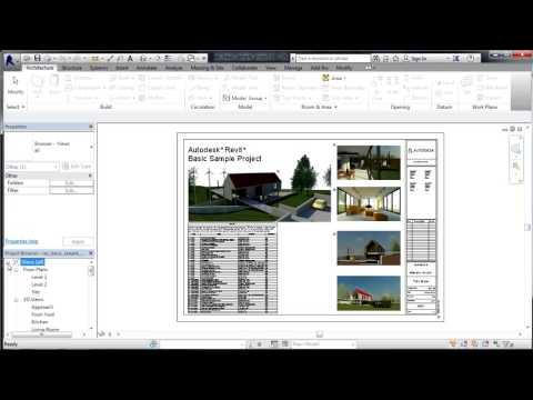 Advanced Revit Architecture 2016 | Defining Parameters