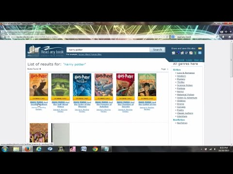How to Read Any Book for Free online PC/Mac/Android/iDevices