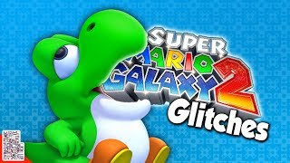 Glitches in Super Mario Galaxy 2 - Yoshi