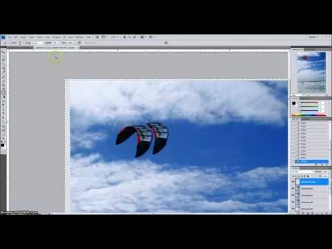 How to Stack Multiple Images in Photoshop to Capture Motion