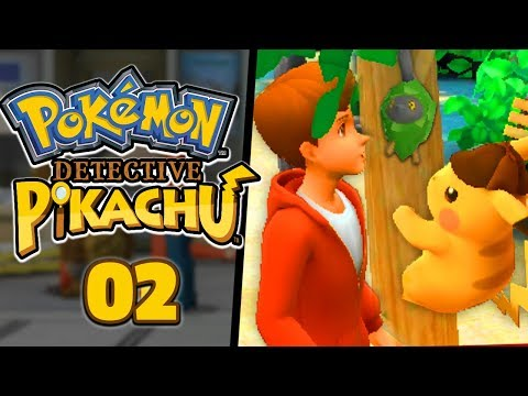 THIS GAME TESTING HOW WELL YOU KNOW POKEMON... - Pokémon: Detective Pikachu (Part 2)