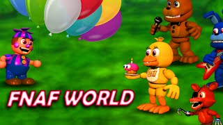 FNaF World: Halloween Edition - Part 1