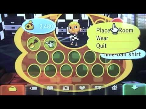 Animal Crossing City Folk how to get Orange Shoes