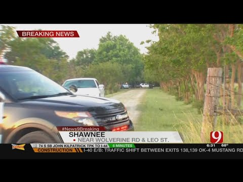 Officer-Involved Shooting In Shawnee