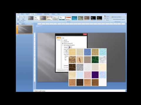 How to create a youtube banner using Microsoft Powerpoint!