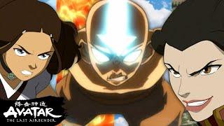 Each Type of Bending RANKED 🌿🔥💧💨 Avatar Power Rankings #2 | NickRewind