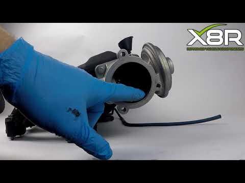 BMW EGR Anti Shudder Type Valve Delete Bypass Blanking Blank Tube Fix Repair Fix Kit Replacement