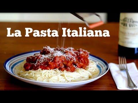 Italian Pasta Recipe by International Cuisines