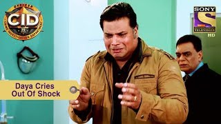 Your Favorite Character , Daya Cries Out Of Shock , CID