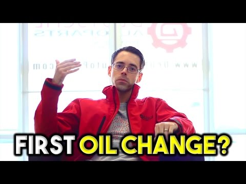 When Should You Do Your First Oil Change? | AskDap Episode 23