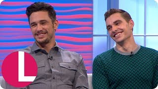 James and Dave Franco Were So Nervous to Show