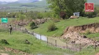 ტირიფონას არხში წყალი გამოუშვეს