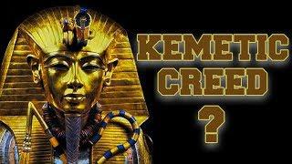 Kemetic Creed | What Do You Believe? | SA RA | GABZ | KALAM