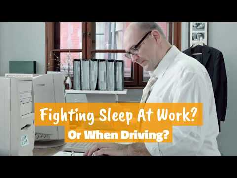 Sleepy At Work? [Sleep Apnea Symptom]