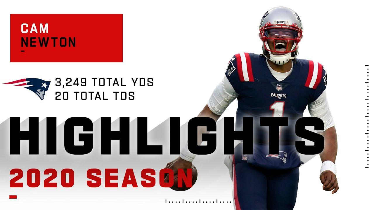 Cam Newton Full Season Highlights | NFL 2020