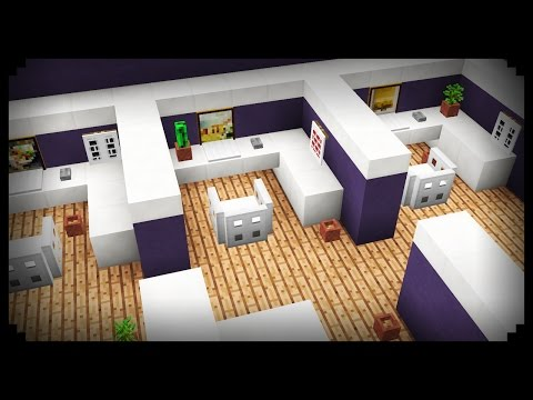 ✔ Minecraft: How to make an Office Cubicle