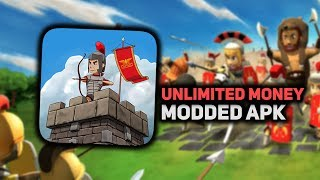 Grow Empire Rome Hack Unlimited Money Modded Apk NO ROOT 2018