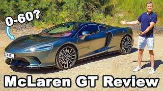 New McLaren GT 2020 in-depth review - the good... and not so good!