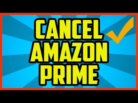 How To Cancel Amazon Prime Membership WORKING 2018 - Cancel Amazon Prime Free Trial (UK / USA etc)