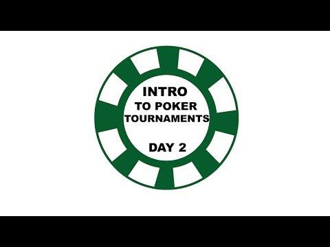 Intro to Poker Tournaments