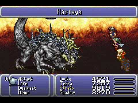 Final Fantasy VI Advance: Omega Weapon Superboss
