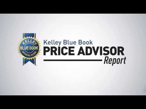 Kelley Blue Book Price Advisor Report | Used Car Pricing Tool | vAuto
