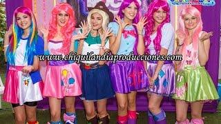 Show Infantil Equestria Girls Show Chiquilandia Producciones