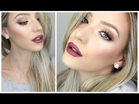 Best Makeup Look for WINTER!! (In my opinion...!) | Stephanie Lange