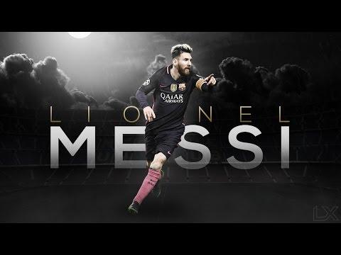 LIONEL MESSI || Photoshop Speed Art #30