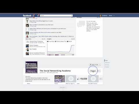 New Facebook Timeline for Pages