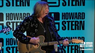 """Def Leppard """"Pour Some Sugar on Me"""" on the Howard Stern Show"""