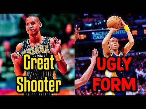 GREAT NBA Shooters With UGLY Shooting Forms - Commenter Edition