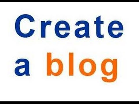 How to Create a Blog Easily for FREE
