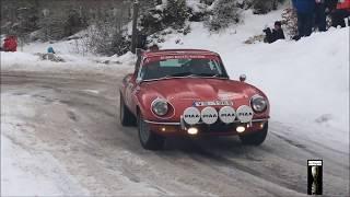 Rallye Monte-Carlo Historique 2018 ZR4 ZR7
