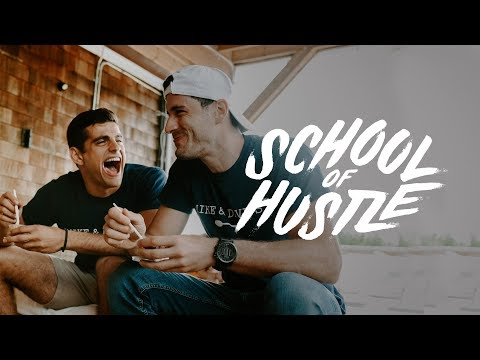 Mike and Dave on School of Hustle Ep 7 - GoDaddy