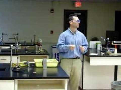 Chemistry Demo - Part 1
