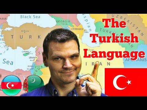 The Turkish Language