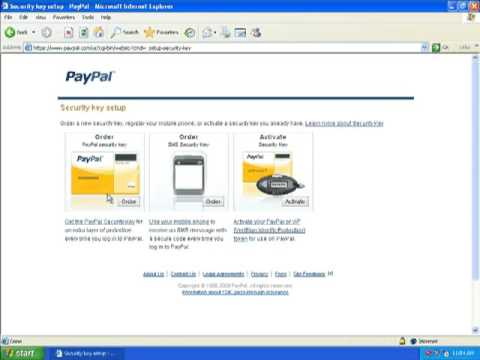 How To Secure Your Paypal Account