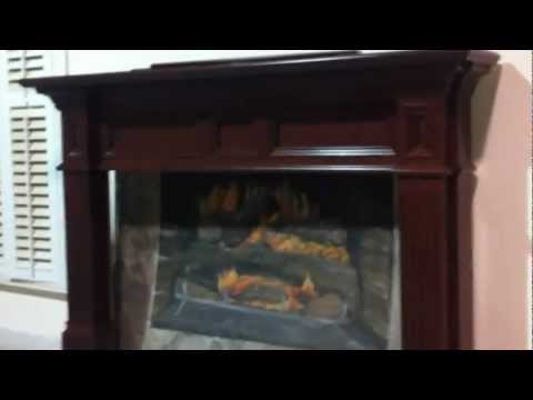 Tellico Fireplace Mantel In Cherry Stain #118