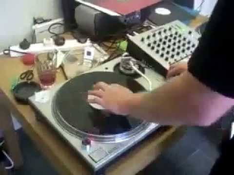 oldskool speed garage bassline live on vynils