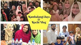 കുമ്പളങ്ങി ഡെയ്സ് (Kumbalangi days)Kochi Vlog - TasteTours by Shabna hasker