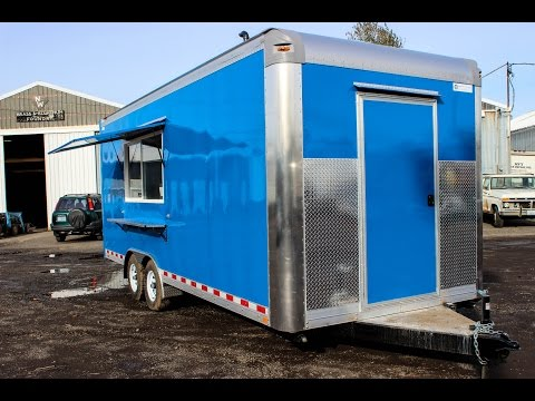 Wood Fired Pizza Trailer for Vancouver, Washington